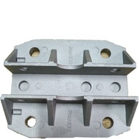 China Factory Wholesale Competitive Price Aluminum Alloy Beam Support Bracket,Metal Elevator Spare Parts