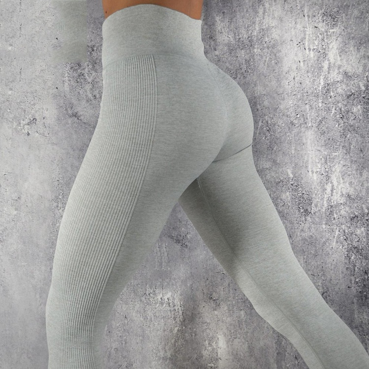 Seamless Butt Lift fest atmungsaktiv Damen Gym Wear Yoga Hosen Leggings
