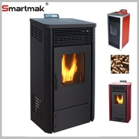 2015 year high efficiency burning wood pellet stove