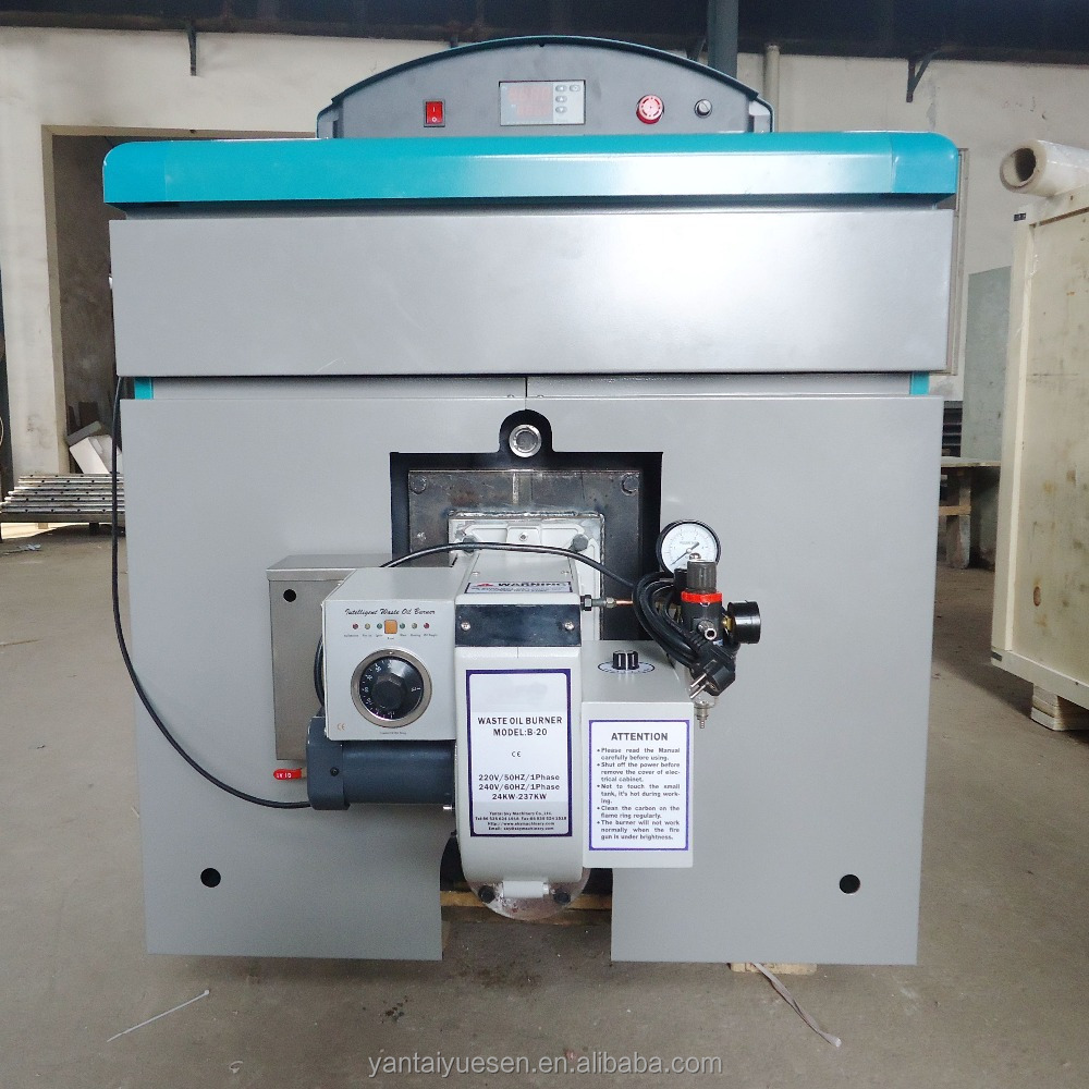 Stainless Cladding Waste Oil Hot Water Boiler (asme,Ce,Iso,Sgs ...