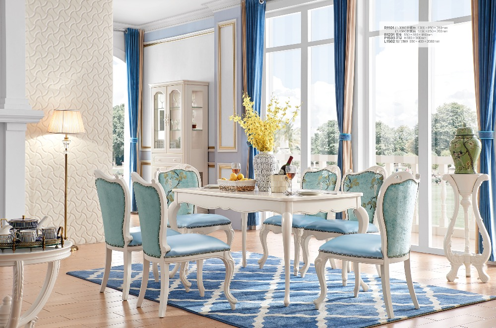 dinning table and chair furniture sets