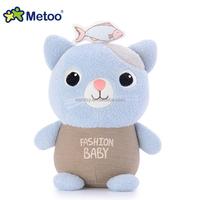 ICTI GSV Factory stuffed soft plush toy cat dolls