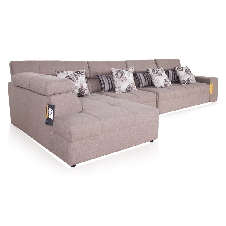 Guangzhou meubles en cuir dernières salon moderne canapé du salon