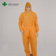 Anti bacteria non combustion supporting disposable kids coverall