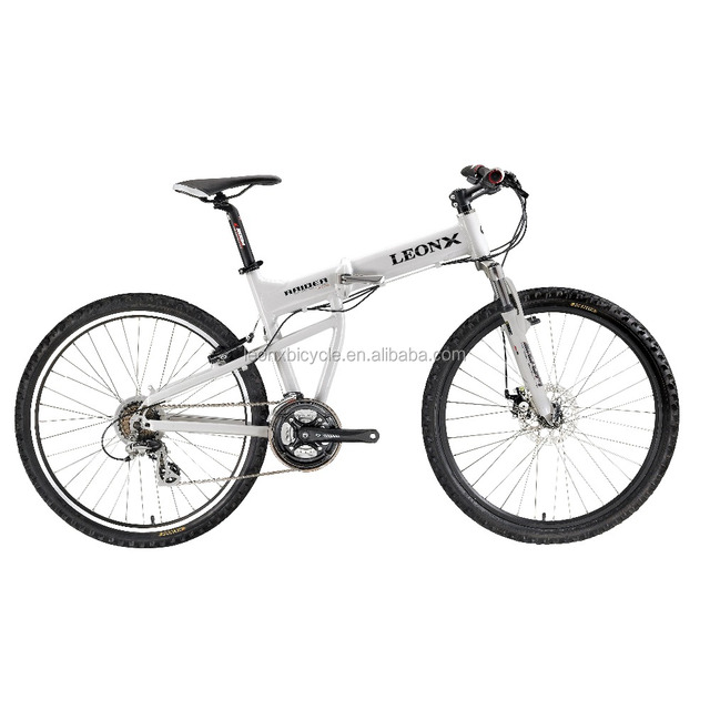 Aluminum alloy folding bicycle, model FS350, 26 inch 24 speed foldable bike made in china, bicicleta dobravel