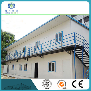 China Ready Made House Manufacturers Prefabricated Steel