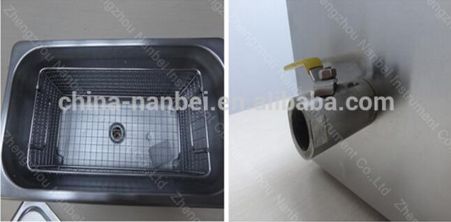 Automatic 30L volume price dental ultrasonic sonic cleaner