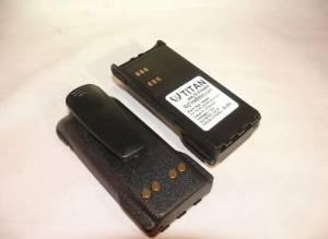 2X 2700mah Replacement NTN9815AR NTN9858C Battery for MOTOROLA XTS1500 XTS250 by Titan