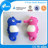 Customized cute cartoon design usb flash drive for gift