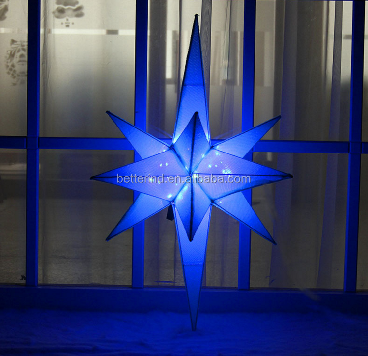 large lighted christmas starlarge christmas star lightingoutdoor lighted christmas star - Christmas Star Light Outdoor