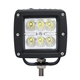 Factory Off-Road DC 12V 24V 18w LED Work Lights Spot Beam LED Driving Lights for Jeep Wrangler
