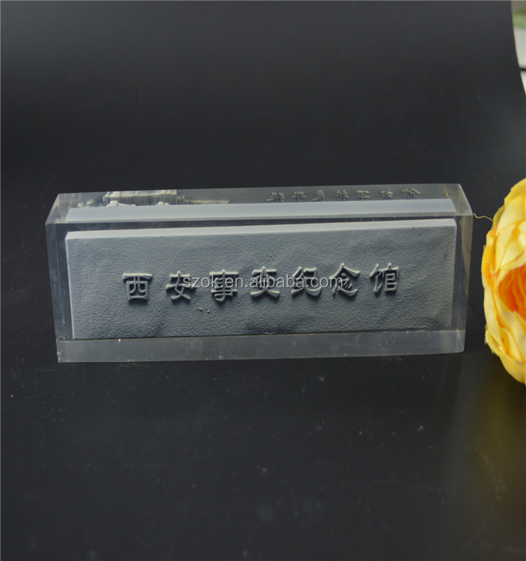 Finden Sie Hohe Qualität Acryl Rahmen Block Hersteller und Acryl ...