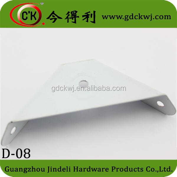hierro soporte de esquina para el marco de la cama D-08-Otros ...