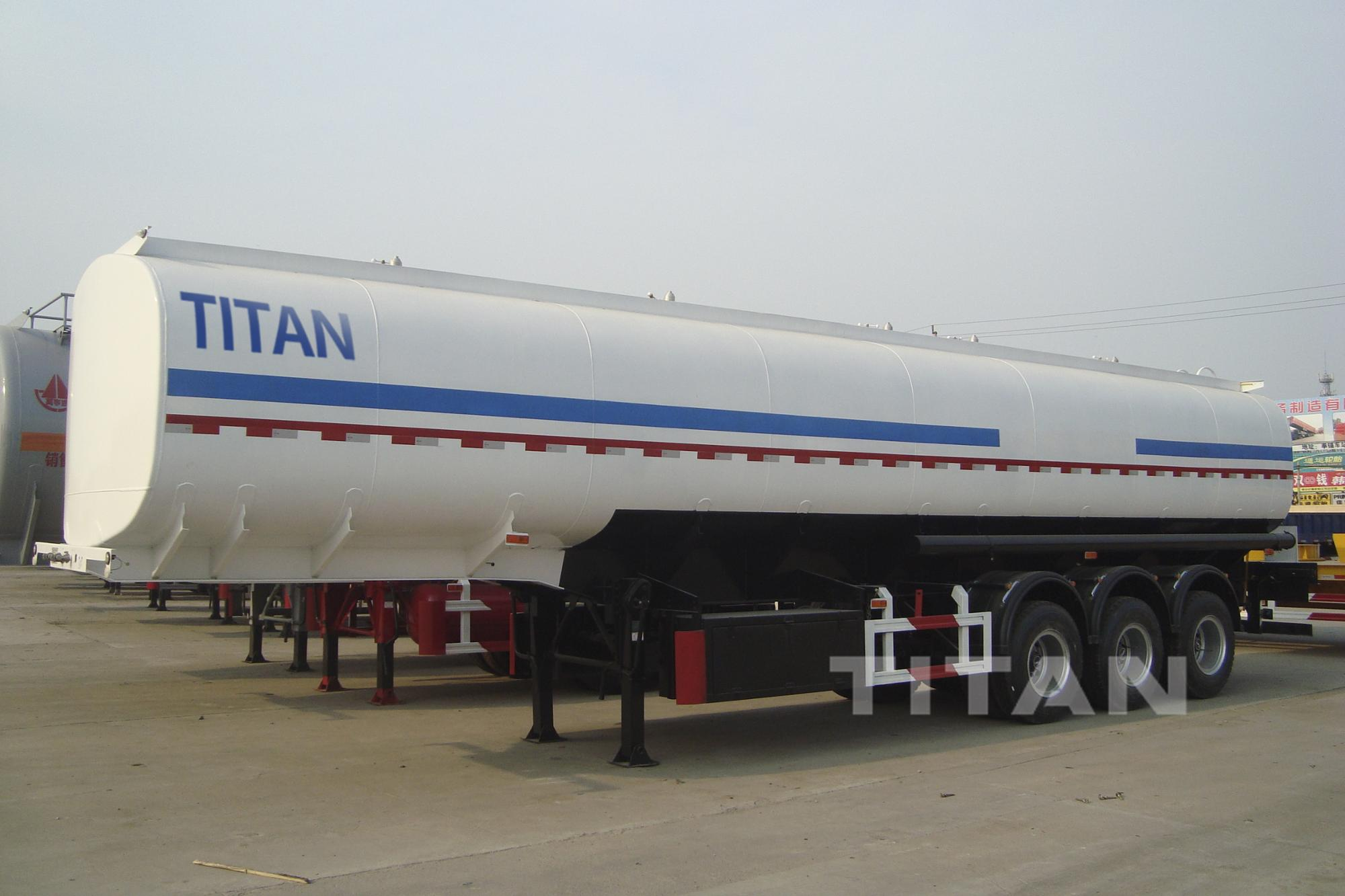 distribution oil fuel tank manufactures equipment 36000 litres 40000 liters 44000 litres 45000 liters tanker truck semi trailer