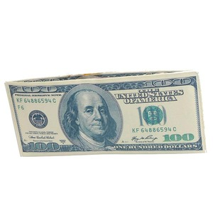 tyvek mens womens recycled paper Currency Notes wallets