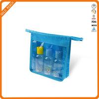 2015 Popular PVC Cosmetic Case Plastic Cosmeic Case