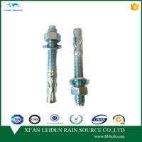 electro galvanized wedge anchor wth good quality