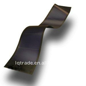 64w Thin Film Flexible Solar Panel Triple Junction