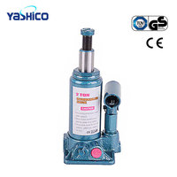 2T Small Size Low Profile Hydraulic Bottle Jack