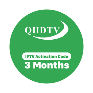 QHDTV Account Subscription 3 Months with Arabicl Live Channels