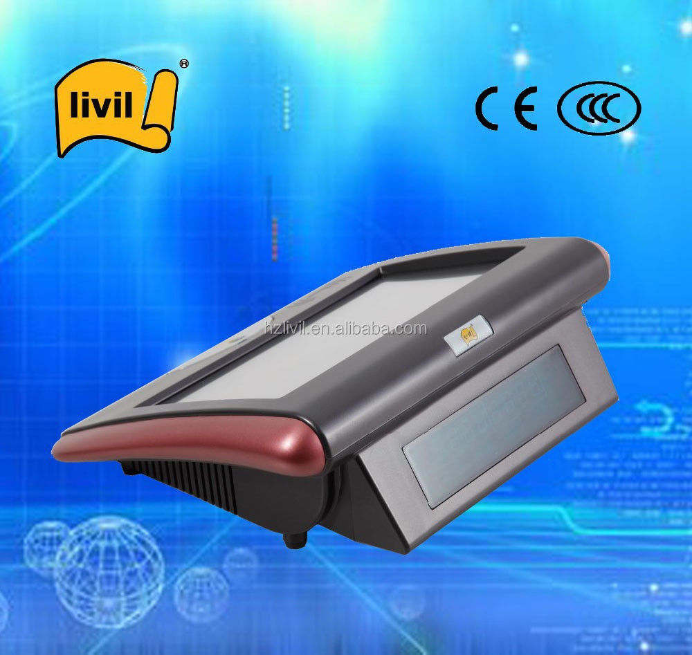 2015 newest 10 inch Android portable POS Terminal/POS Device/POS Machine