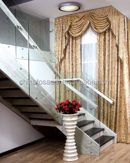 Double Stringer Staircase, Double Stringer Staircase Suppliers And  Manufacturers At Alibaba.com