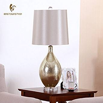 LINA- Continental modern minimalist Hotel Villa living room study innovative and stylish glass lamps