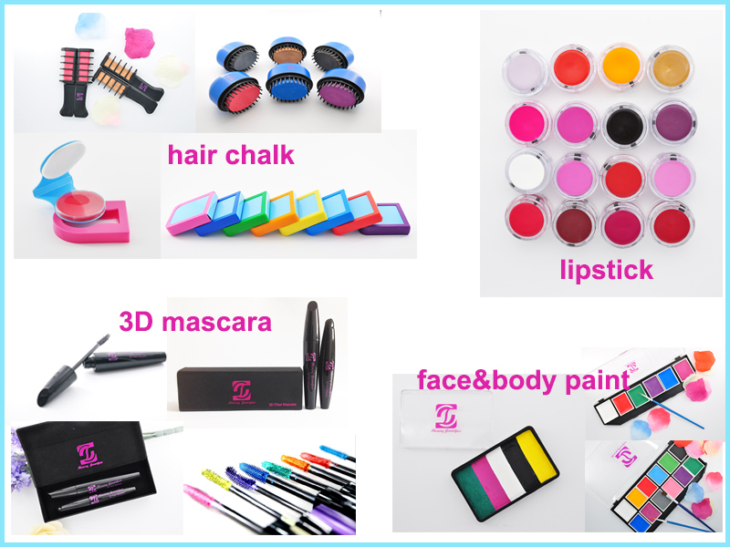 Colorful hair dye chalk temporary color for hair Hot sale colour fashion color spray dye Hair Colour Chalk
