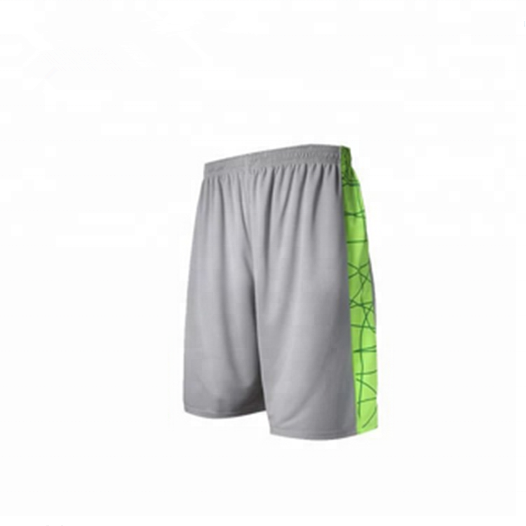 New arrival wholesale cheap customized basketball shorts with pockets
