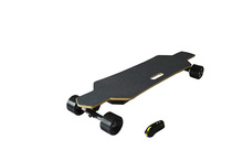 Custom Electric Skateboard Dual Hub Motor Four Wheel Hoverboard With Wireless Control and Samsung Battery
