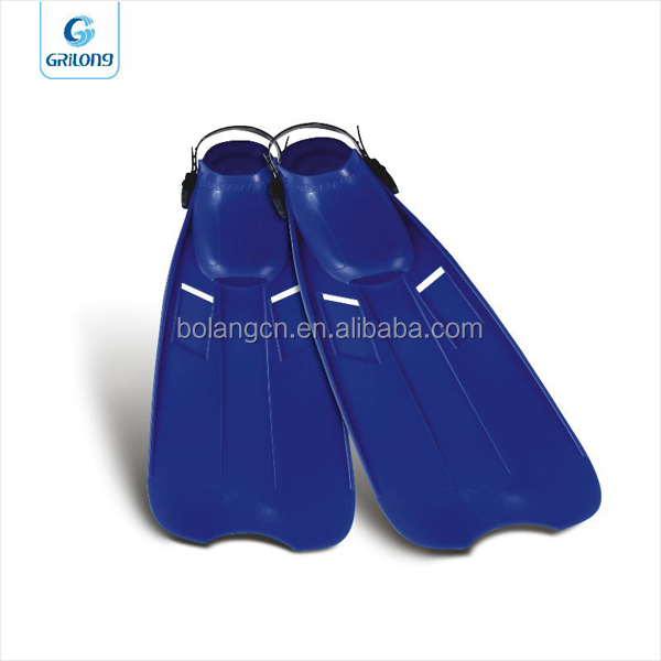 YIWU standardized factory scuba diving fin best swim fin tube