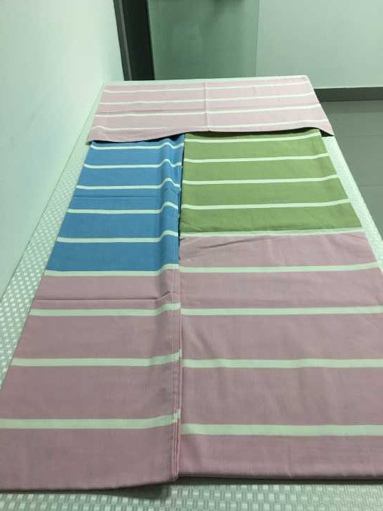 FR bed sets (sheet, quilt, pillowcase)