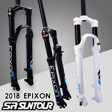 2018 SR SUNTOUR NEW EPIXON Bike Fork 26 27.5 29 Mountain MTB bike of air damping front fork