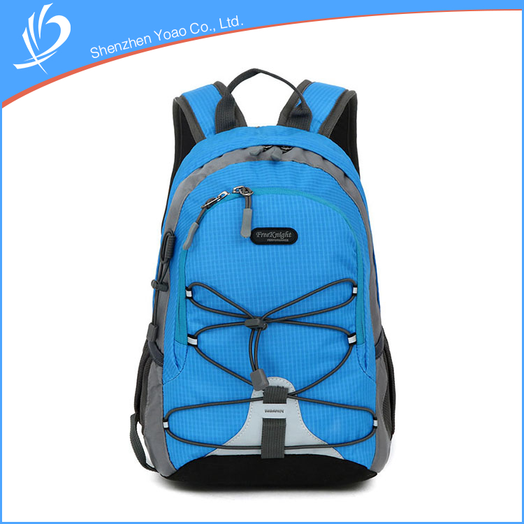 Beautiful New Style Comfortable Spacious Mini Sky Blue School Bags Backpack For Girl