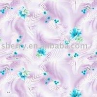 China supplier 2015 design Wholesale Plain fashion poly printed chiffon