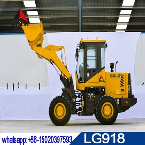 SDLG LG918 china's top brand 1.8 ton wheel loader cheap price for sale