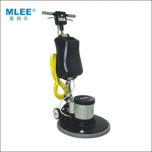 MLEE200F Single Disc Rotary Buffer Manual Electric Floor Scrubbering Carpet Cleaning Machine
