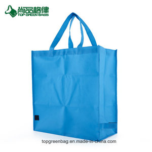 folding eco nonwoven high quality shopping carrier