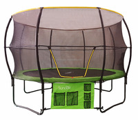 12 ft trampoline tent is cheap kids outdoor bungee jumping trampoline and big spring trampoline