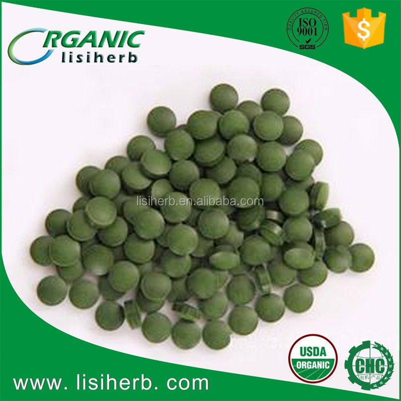 food grade beauty star products Chlorella tablets / organic Chlorella tablets/ organic Chlorella tablets bulk