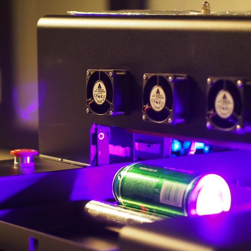 Ocbestjet A3 Size Desktop UV Flatbed Printer Multifunctional For Printing Pen Glass Metal PVC Card Phone Case