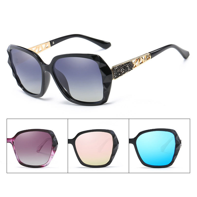 women glass lens polarized sunglasses factory for lady-7