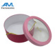 Wholesale Circular Clear Plastic Hat Boxes