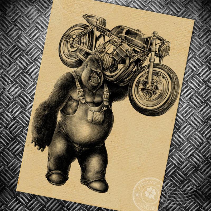 Vintage Motorcycle Price 100