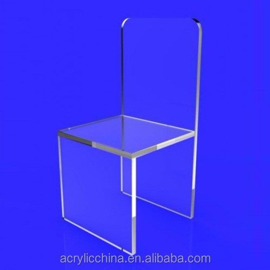 Acrilico mobili plexiglass sedie h forma di sedie da - Mobili in plexiglass ...