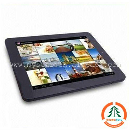 "Qualcomm MSM7227A 1GHz mid tablet 512MB 4GB 7""mid android 4.0"