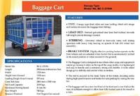 Aviation Baggage Carts