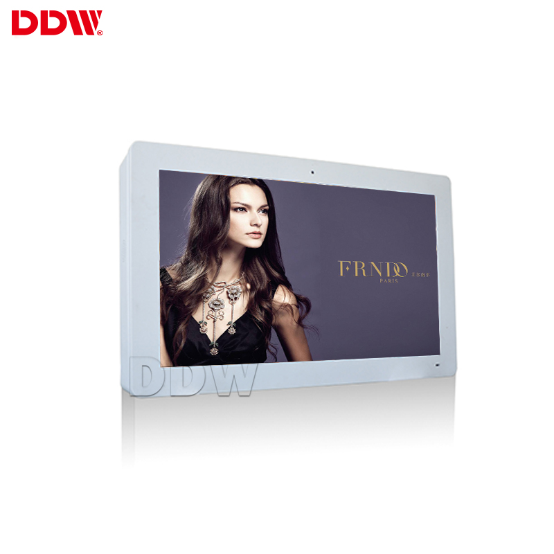 Competitive Price wall mounted video outdoor advertising led display screen mount vertical lcd digital signage