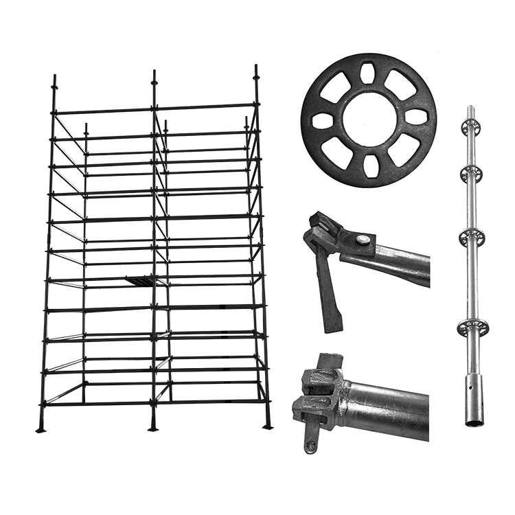Ringlock Pin Ring Lock Rosette Scaffold System