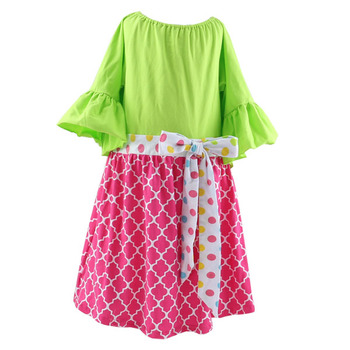 dd8a19152 Wholesale Latest Design Easter Girls Dress Top Baby Fashion Cotton ...